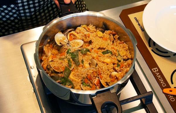 海鮮燉糙米飯_零秒活力鍋