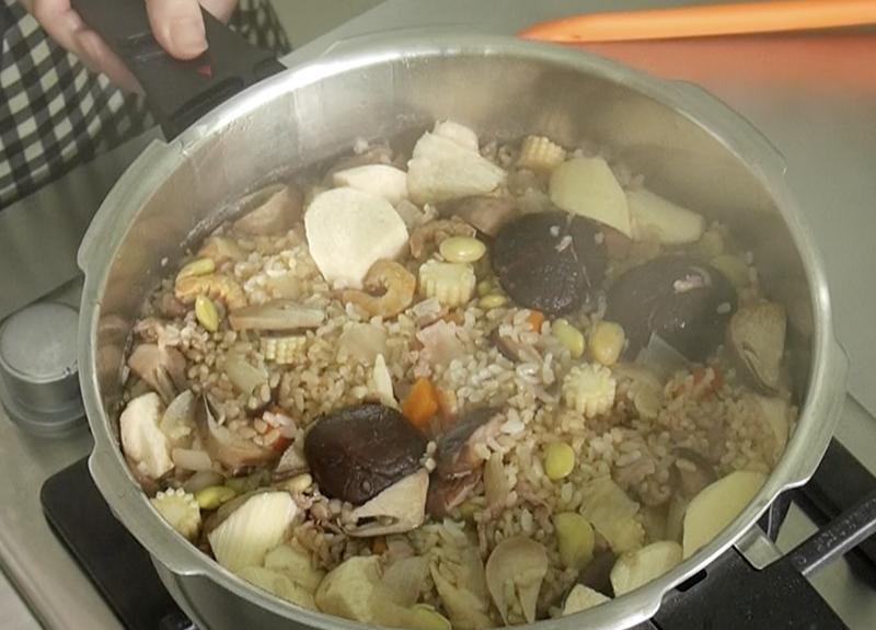 五行糙米飯_零秒活力鍋