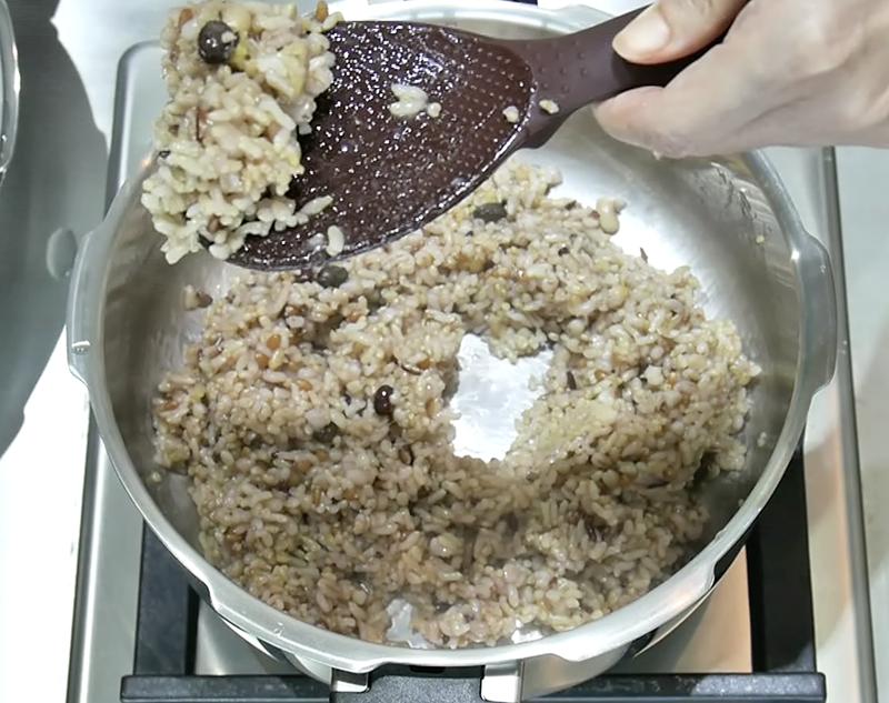 十六穀米_零秒活力鍋